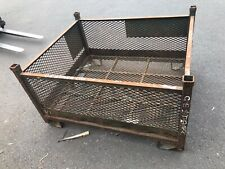 More details for metal stackable storage stillage 1 metre x 1.200x  70 hi more than one available