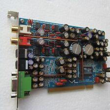 1pcs Used Good Onkyo Soundcard SE200 PCI Card #ESU