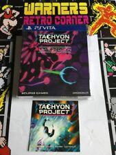 Tachyon Project Psvita Playstation Vita 1785/2000. Ltd Edition Oop Game