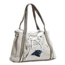 Carolina Panthers NFL Football Team Ladies Embroidered Hoodie Purse Handbag