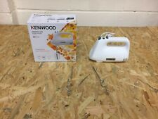 Kenwood Hand Mixer, Electric Whisk, 5 Speeds, 450 W, HMP30.A0WH, White
