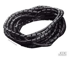 Gaine Spiralée Noire ø12-80mm (bobine 10m) CIMCO 186226