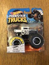 Hot Wheels Monster Truck Bone Shaker Bnib