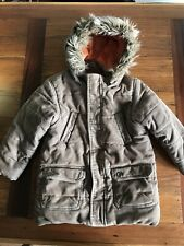 boys coat age 4-5 years