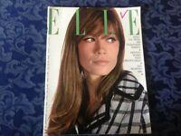 Elle France Rivista Magazine 28 Gennaio 1965 n.997 Francoise Hardy