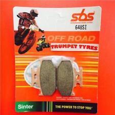 Pastiglie del freno SBS per moto Suzuki con inserzione bundle