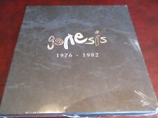 GENESIS 1976 - 1982 VINYL LIMITED EDITION REMASTERED RARE OUT OF PRINT BOX SET