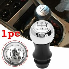 5 Speed Chrome MT Gear Shift Knob For Peugeot 106 206 207 306 307 407 408 508