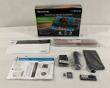 Pandigital Handheld Photo Document Wand Scanner One Touch - Includes MicroSD NEW