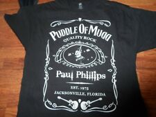 PUDDLE OF MUDD PAUL PHILLIPS ORIGINALTOUR SHIRT