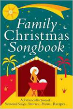 Family Christmas Songbook, New,  Book