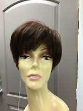 REVLON BOLD Tango Short HD Wig, Burnt Chili, Auburn