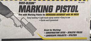 Marking Pistol,No 210188,  Rust-Oleum