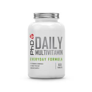 PHD Daily Multivitamin - Capsules - 60's