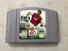 NINTENDO 64 FIFA 99 GAME