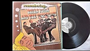 Brian Poole and the Tremeloes `Remembering` LP 1976 Rock Pop Axis 6337 Australia