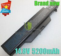 New 8Cell Battery For HP ProBook 4510s 4515s 4710s 4720s HSTNN-IB89 NBP8A157B1