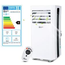 MODERN LIFE Klimagerät Mobile Klimaanlage 2,6 kW/9.000 Btu; EEK A