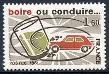 STAMP / TIMBRE FRANCE NEUF N° 2159 ** SECURITE ROUTIERE