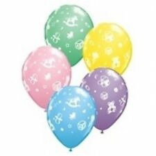 New Baby 10-50 Party Standard Balloons