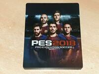 PES 2018 Pro Evolution Soccer XBox One Steelbook Edition **FREE UK POSTAGE**