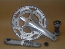 Shimano 105 manivela conjunto fc-5700 2x10 especializada 53/39 172,5mm con rodamiento nuevo
