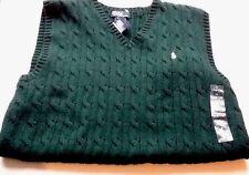 Polo by Ralph Lauren vest, size L(14-16), BIG SALE