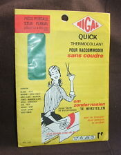 Ancien tissus thermocollant, mercerie - couture