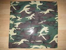 Pañuelo Pañuelo Cabeza camuflaje Estampado
