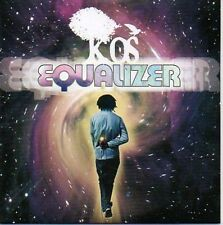 (450B) Equalizer, Kos - DJ CD