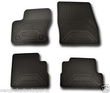 OEM NEW 2013 Ford C-Max All-Weather Vinyl Floor Mats Rubber- Front and Rear CMAX