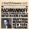 Rachmaninov: Piano Concerto No. 2 / Rhapsody On A Theme Of Paganini [Audio CD]..