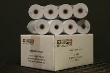96 ROLLS Bond Paper Roll 57x57x12mm (A GRADE) EFTPOS,Cash registers,Receipt