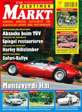 Oldtimer Markt ? 2/2006 . Monteverdi Hai  . Honda CB 250