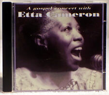 A Gospel Concert With Etta Cameron & The Voices of Joy (CD,1995 Pladecompagnist)