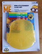 Despicable Me Mini Stationery Case Set