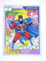 1991 Marvel Universe SERIES 2 DIAMOND EXCLUSIVE MAGNETO #57 PROMO Card! IMPEL!