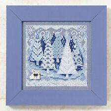 MILL HILL Buttons Beads Kit Counted Cross Stitch WINTER WONDERLAND MH14-9303