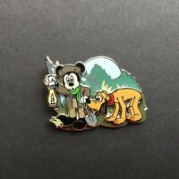 DLR - Create-A-Pin - Graveyard Caretakers - Mickey and Pluto LE Disney Pin 67005