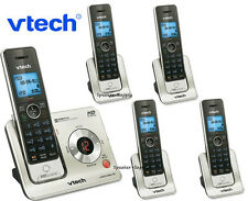 Vtech DECT 5 Cordless Handset Answering System Talking ID HD LS6425-3 +2  LS6405