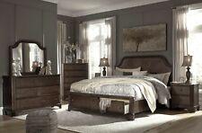 Ashley Furniture Adinton Queen Panel 6 Piece Storage Bedroom Set