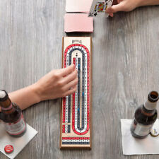 Bicycle Cribbage Board with Instructions Free Shipping USA Only