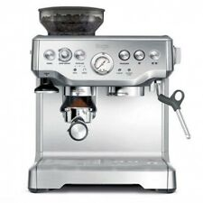 Sage Appliances Barista Express Edelstahl !!Englischer Stecker!! BES870UK