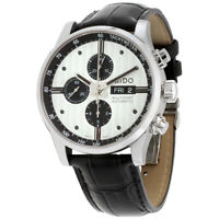 Mido Multifort Automatic Silver Dial Men's Watch M0056141603101 **Open Box**