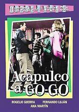 Acapulco A Go-Go (DVD, 2004) Rogelio Guerra Ana Martin Fernando Lujan