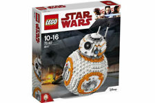 Lego Star Wars 75187 BB-8 Building Set 1106 Pieces Factory Sealed Retired Set