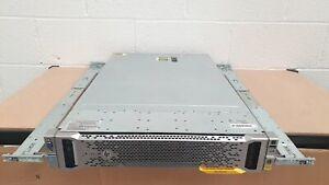 HP StoreVirtual 4730 22.5TB (25x 900GB 10K) 10GbE iSCSI 8Gb FC SAN Storage Array