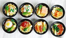3 pcs Bowl of Ramen Noodles for Barbie BJD 1/6 Dollhouse Miniature Food TOY