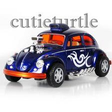 Kinsmart Volkswagen Beetle Custom Dragracer 1:32 Diecast Toy Car KT5405D Purple
