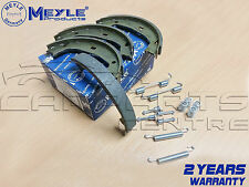 FOR BMW 1 SERIES MEYLE REAR HAND BRAKE HANDBRAKE PARK SHOE SET SHOES FITTING KIT